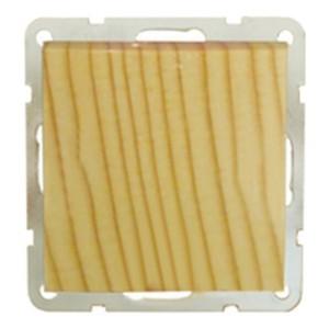 Выключатель 1-кл.  (схема 1) 16 A, 250 B Экопласт LK60, сосна