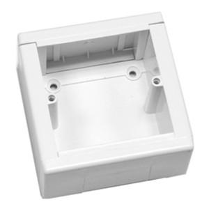 SM Коробка 1 пост для розетки 60 мм