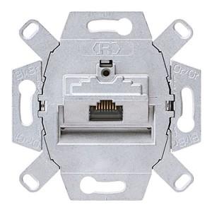 Компьютерная розетка 1-ая 6 категории RJ45 Jung механизм