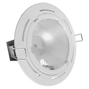 Светильник Downlight FL-2022 BOX 70W RX7s круглый белый d159 без ЭПРА