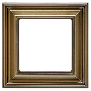 Рамка 1-ая для вертикальной и горизонтальной установки Jung ECO Profi Deco Античная латунь