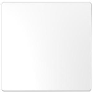 Клавиша 1-ная Merten D-Life, белый лотос