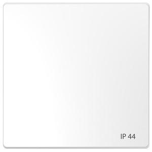 Клавиша 1-ная IP 44 Merten D-Life, белый лотос