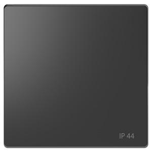 Клавиша 1-ная IP 44 Merten D-Life, антрацит