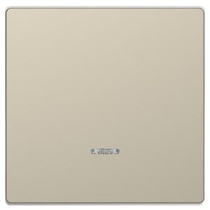 Клавиша 1-ная с линзой для LED модуля Merten D-Life, Сахара