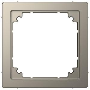 Адаптер для интеграции System M к D-Life Merten D-Life, никель