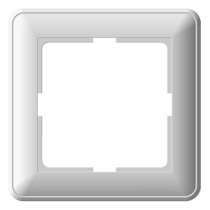 Рамка 1 пост SE W59, белый
