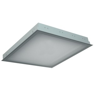Встраиваемый опаловый светильник TLC418 OL EL 4х18 Вт ЭПРА, 595х595