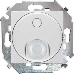 Выключатель с датчиком движения 500 Вт 230В Simon 15, белый