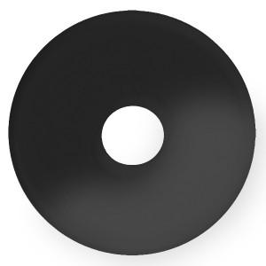 Накладка розетки TV Экопласт Vintage, черный