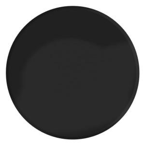 Заглушка с суппортом Экопласт Vintage, черный