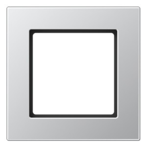 Рамка 1-ая Jung A550 Алюминий