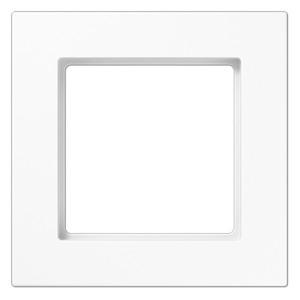 Рамка 1-ая Jung A550 Белый
