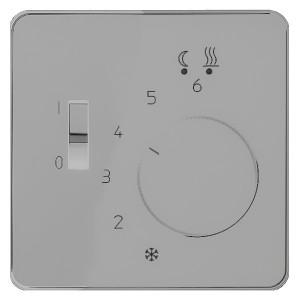 Крышка для регулятора подогрева пола FTR231U; Jung CD Серый