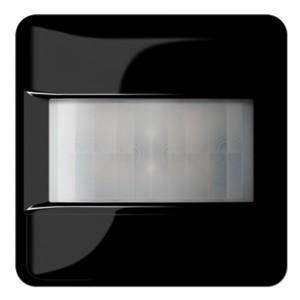 Датчик движения «стандарт» 1,10 м, Jung CD Черный