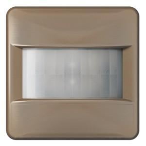 Датчик движения «стандарт» 1,10 м, Jung CD Золотая бронза