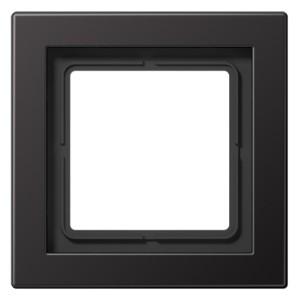 Рамка 1-ая Jung LS-design Dark