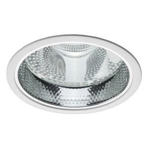 Светильник Downlight TL08-06 226 2х26W G24d-3 белый d185/D230xH85xL250mm