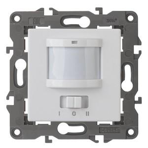 Датчик движения 2-проводной 180-240В 200Вт IP20 Эра Elegance белый 14-4103-01