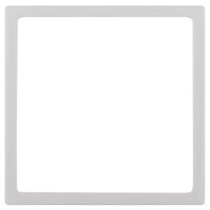 Декоративная рамка Эра Elegance белый 14-6001-01