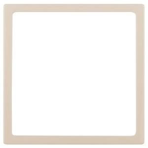 Декоративная рамка Эра Elegance слоновая кость 14-6001-02 (бежевый)