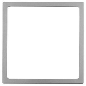 Декоративная рамка Эра Elegance алюминий 14-6001-03