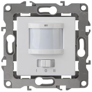 Датчик движения 2-проводной 180-240В 200Вт IP20 Эра 12, белый 12-4103-01
