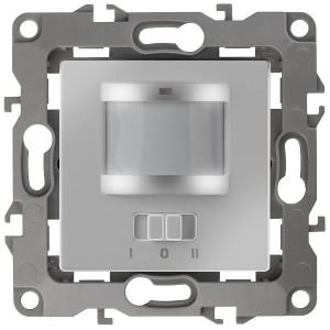 Датчик движения 2-проводной 180-240В 200Вт IP20 Эра 12, алюминий 12-4103-03