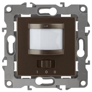 Датчик движения 2-проводной 180-240В 200Вт IP20 Эра 12, бронза 12-4103-13