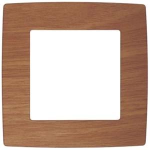 Рамка на 1 пост Эра 12, дуб 12-5001-09