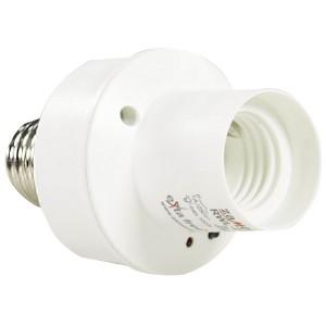 Радиореле для управления лампой с патроном Е27 Zamel Exta Free приемник 1 канал 100Вт 220В