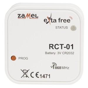 Радиодатчик встраиваемый температуры для EFC-02 Zamel Exta Free беспроводной передатчик