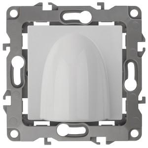 Вывод кабеля Эра12, белый 12-6003-01