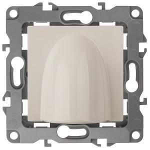 Вывод кабеля Эра12, слоновая кость 12-6003-02 (бежевый)