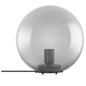 Светильник настольный Vintage 1906 Bubble TABLE E27 250x245 Glass Smoke (дымчато-серый) LEDVANCE