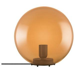 Светильник настольный Vintage 1906 Bubble TABLE E27 250x245 Glass Orange (золотистый) LEDVANCE