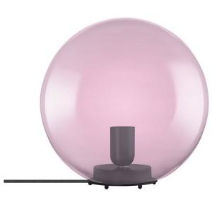 Светильник настольный Vintage 1906 Bubble TABLE E27 250x245 Glass Pink (розовый) LEDVANCE