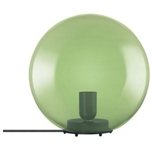 Светильник настольный Vintage 1906 Bubble TABLE E27 250x245 Glass Green (зеленый) LEDVANCE