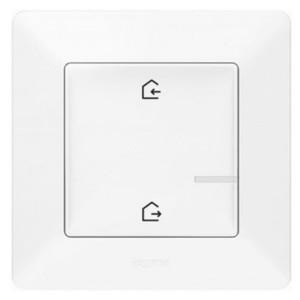 Главный беспроводной выключатель Я дома/Я вне дома Legrand Valena Life NETATMO белый