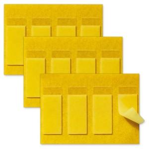 Двусторонний скотч для крепления беспроводных выключателей Legrand NETATMO желтый