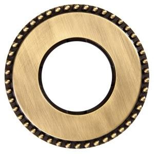 Рамка 1-я форма восьмерка Bironi Шедель , металл бронза