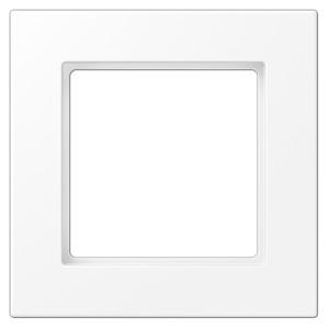 Рамка 1-ая Jung A550 Белоснежный матовый