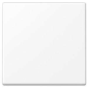 Клавиша 1-ая для одноклавишного выключателя или кнопки Jung LS Белый