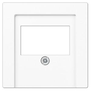 Клавиша 2-ая для жалюзийного выключателя/кнопок Jung LS Белоснежный матовый