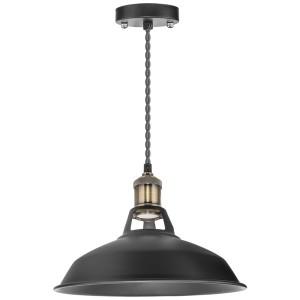 Светильник Navigator 61 535 NIL-WF01-008-E27 60Вт 1,5м. метал. черный/бронза