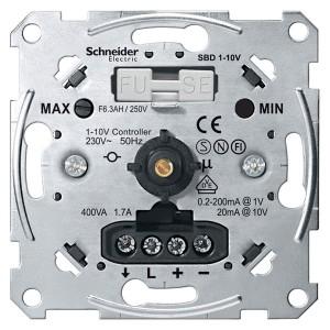 Потенциометр электронный 1-10В Merten механизм