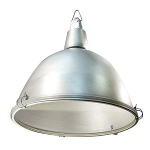 Светильник подвесной РСП05-400-032 б/а 400W Е40 IP54 без ПРА со стеклом D529х575mm