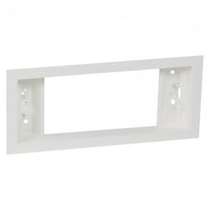 Рамка для скрытого монтажа аварийных светильников Legrand S8