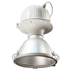 Светильник подвесной РСП05-125-732 125W Е27 IP54 ПРА со стеклом D320х530mm