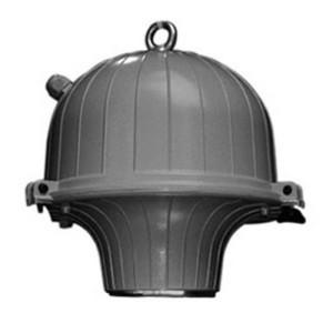 Моноблок ЭМПРА 400W E40 в корпусе IP65 для FL-7017/7021 под лампу МГЛ, ДНАТ Серый